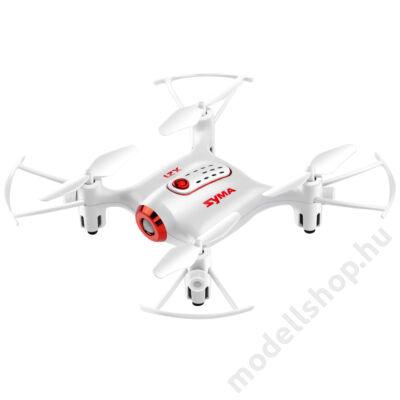 Syma X21 drón magasságtartással (fehér)