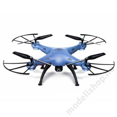 Syma X5HW FPV quadcopter (kék)