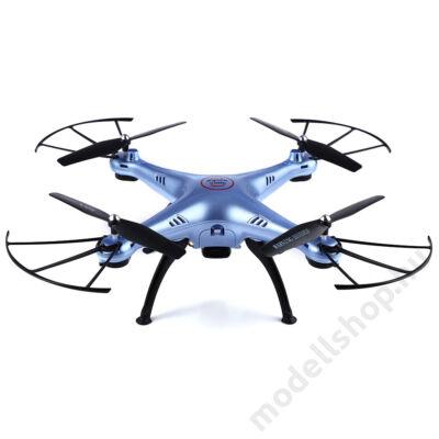 Syma X5HC HD kamerás quadcopter (kék)