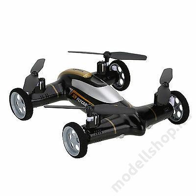Syma X9S drón és rc autó egyben (fekete)