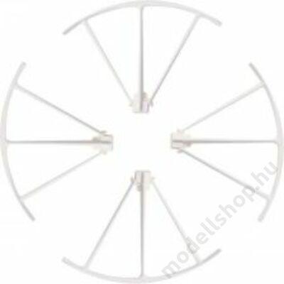 Syma X5UW légcsavar védőkeret (fehér)