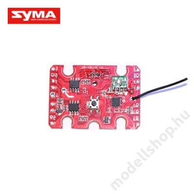Syma X5UW vezérlő elektronika