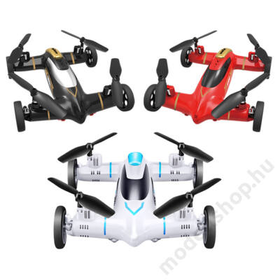 Syma X9S drón + rc autó