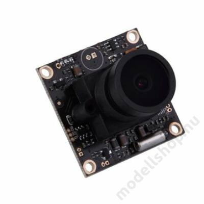 CCD 1/3 FPV panel kamera (700TVL, PAL, HD)