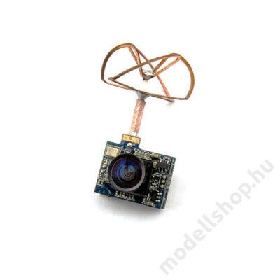 AIO micro FPV kamera és lesugárzó (520TVL, 25mW)