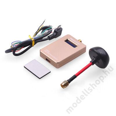 Lesugárzó vevő 5.8GHz 40CH okostelefonhoz (OTG funkcióval)