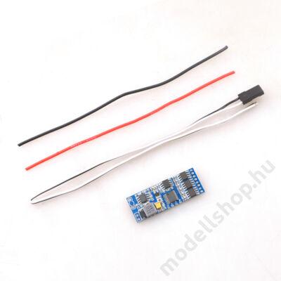 Multikopter LED vezérlő