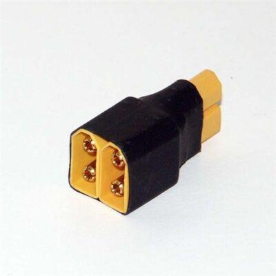 XT60 párhuzamos adapter