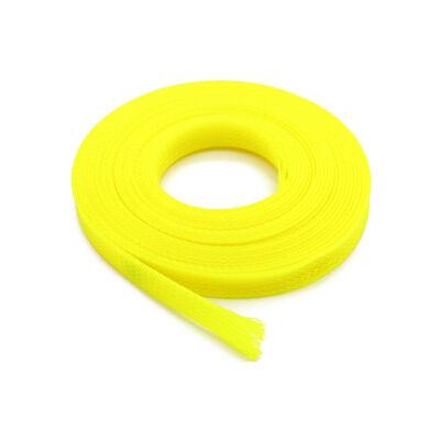 Kábel harisnya 10mm (sárga)