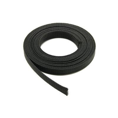 Kábel harisnya 10mm (fekete)
