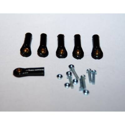 MPjet gömbfej szett 1,6mm (6db)