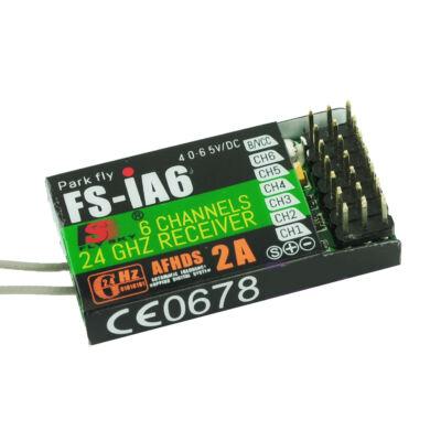 Fly Sky FS-I6A 2.4GHz vevő (I6 rádióhoz)