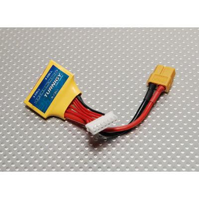 Turnigy LiPo közösítő kábel (2X3S)