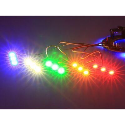 RCTimer Skylight racer LED panelek (sárga)