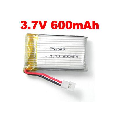 Syma X5SC-SW gyári li-po akku (600mah, 3.7V)