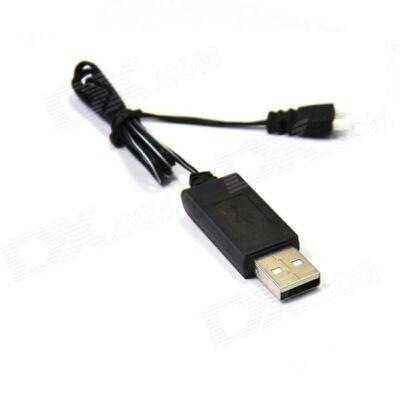 Hubsan H107 USB töltő