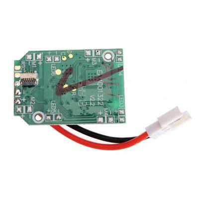 Hubsan H107D vezérlő panel (forrasztós)